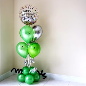 Grand Surprise Bouquet - Veroballoon.com Decorations Miami