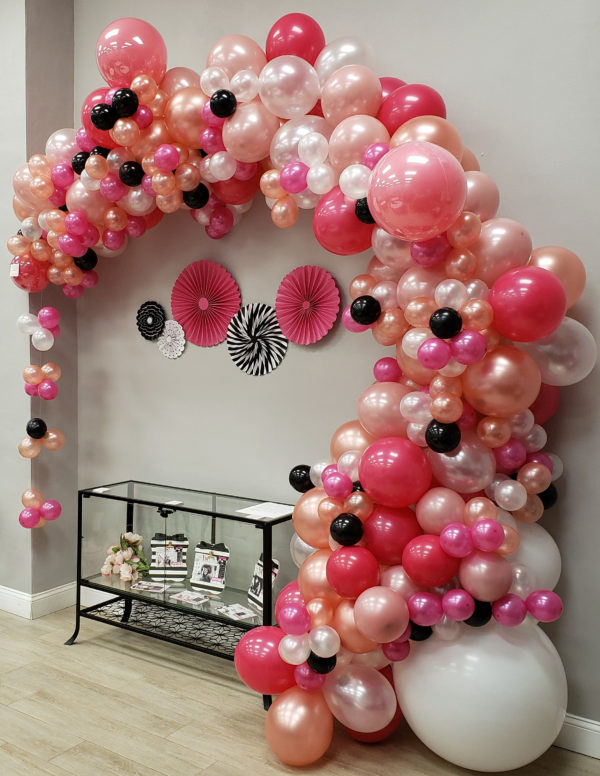 Pearl Finish Garland veroballoon.com Decorations Miami