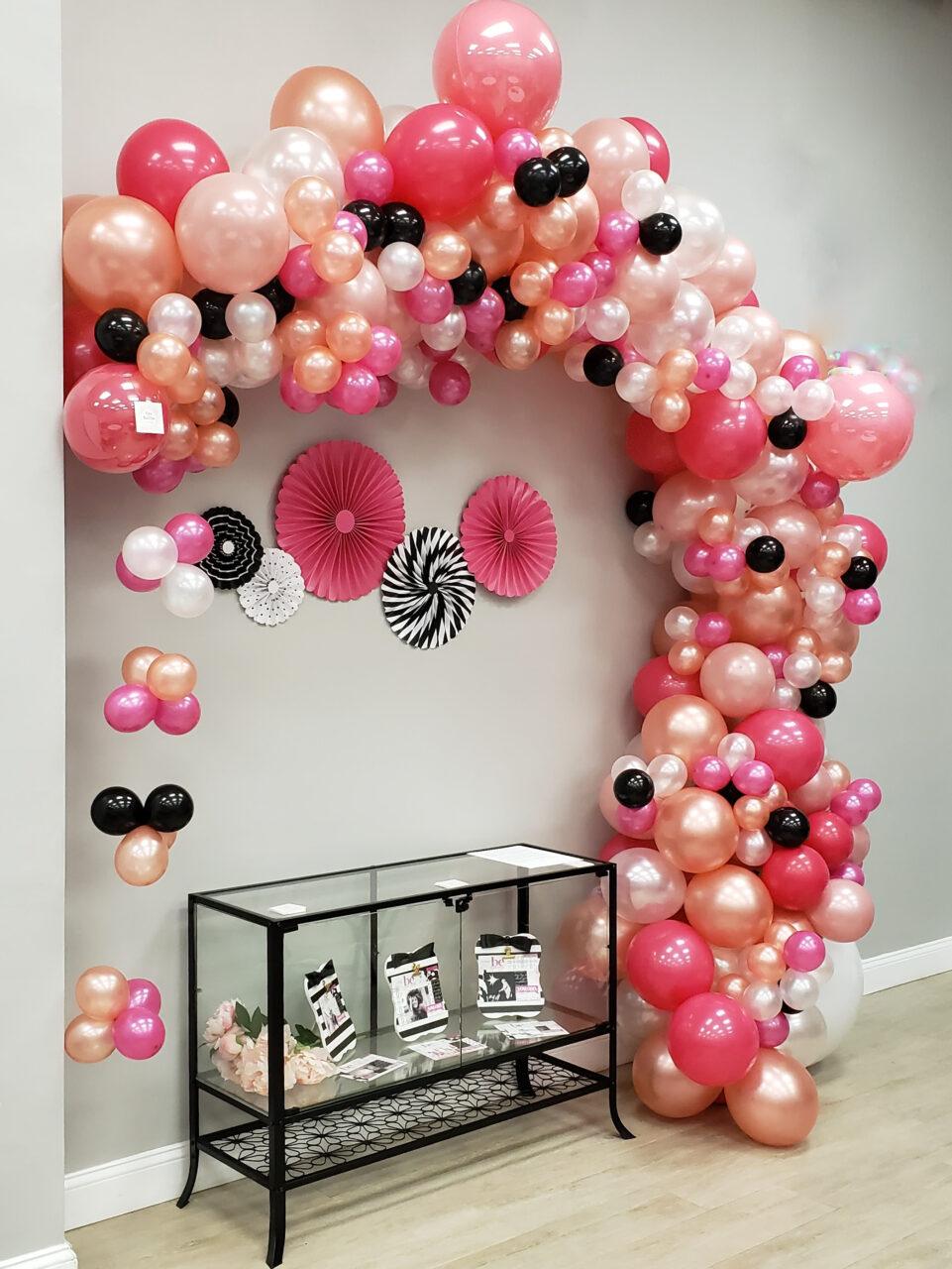 Pearl Finish Garland eroballoon.com Decorations Miami