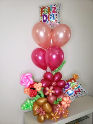 Floral Composition Bouquet - - Veroballoon.com Decorations Miami