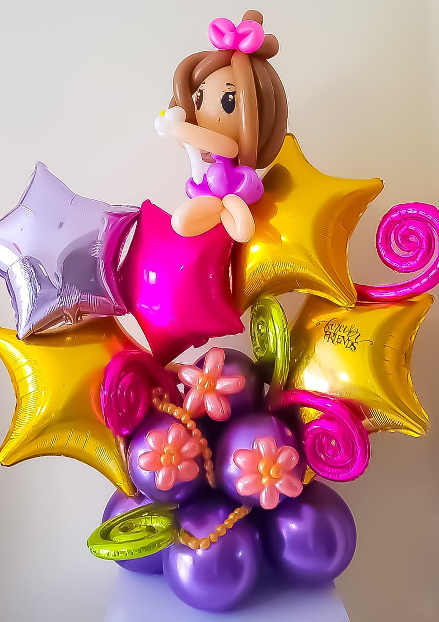 Little Star -Veroballoon.com Decorations Miami