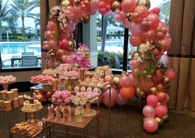 www.veroballoon.com miami event planing decor bouquets balloons sublimations